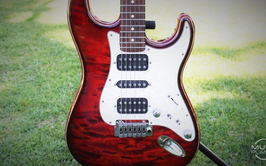 Heini Berner Fouche guitars