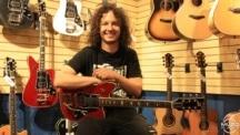 Jeandré Schultz | Duesenberg Guitars Palomo | Muzoplanet