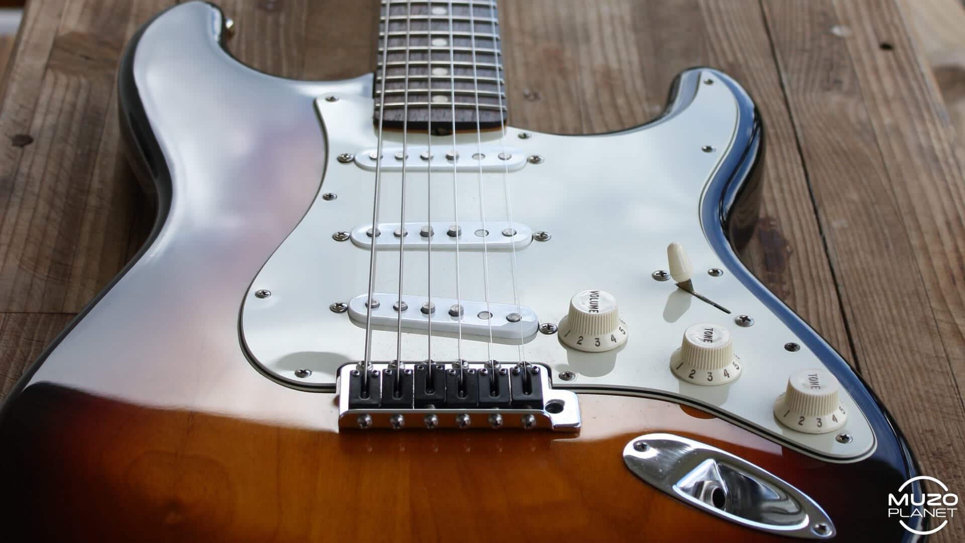 Stratocaster mods Muzoplanet