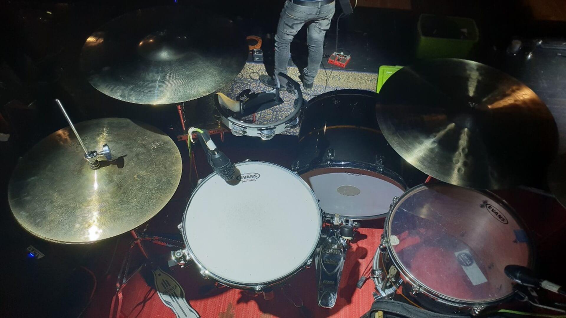 jono bell wonderboom drummer muzoplanet