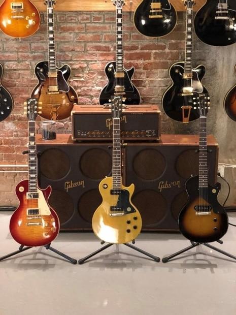 gibson guitars 2019