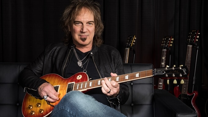 Dave Amato Gibson Les Paul Axcess
