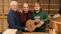 sheeran guitars - ed sheeran and lowden guitars