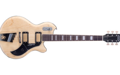 Supro Silverwood Ash Natural 1296AN