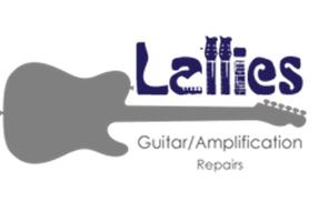 Lallies repairs logo 287x191