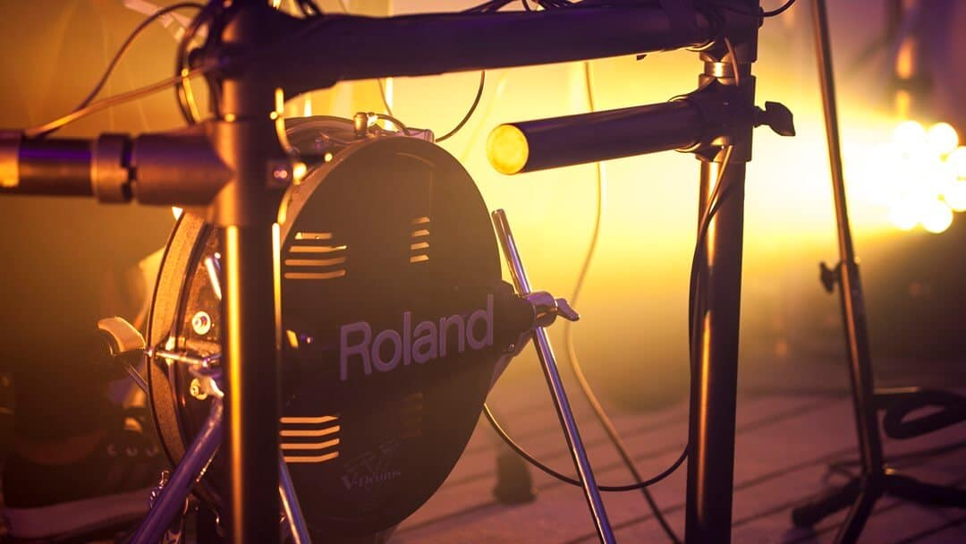 Roland Woman in Music