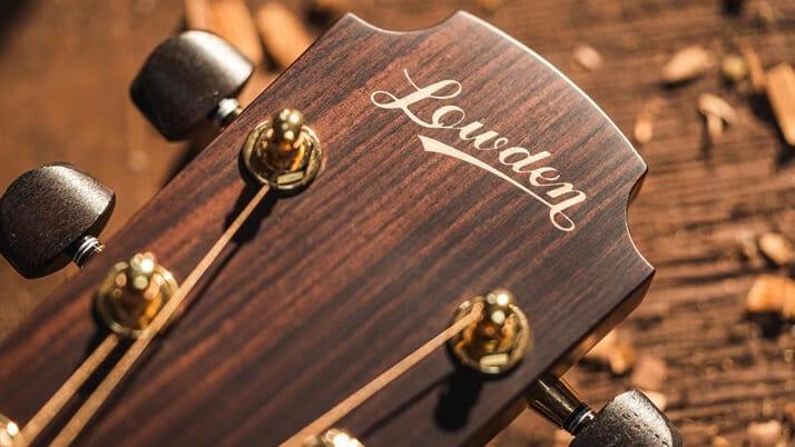 lowden 45 year guitars