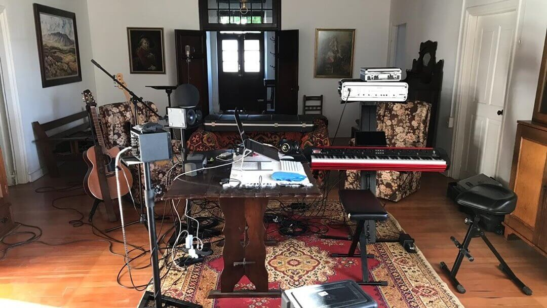 Remote recording in the Karoo - MuzoPlanet